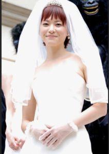 上野樹里の花嫁