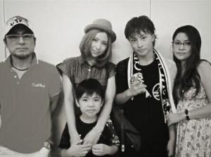 白濱亜嵐の家族