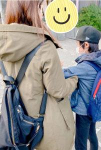 今井メロと長男