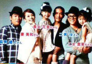 横井リマの家族