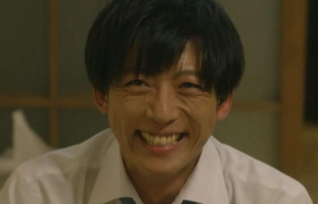 高橋一生の笑顔が怖い