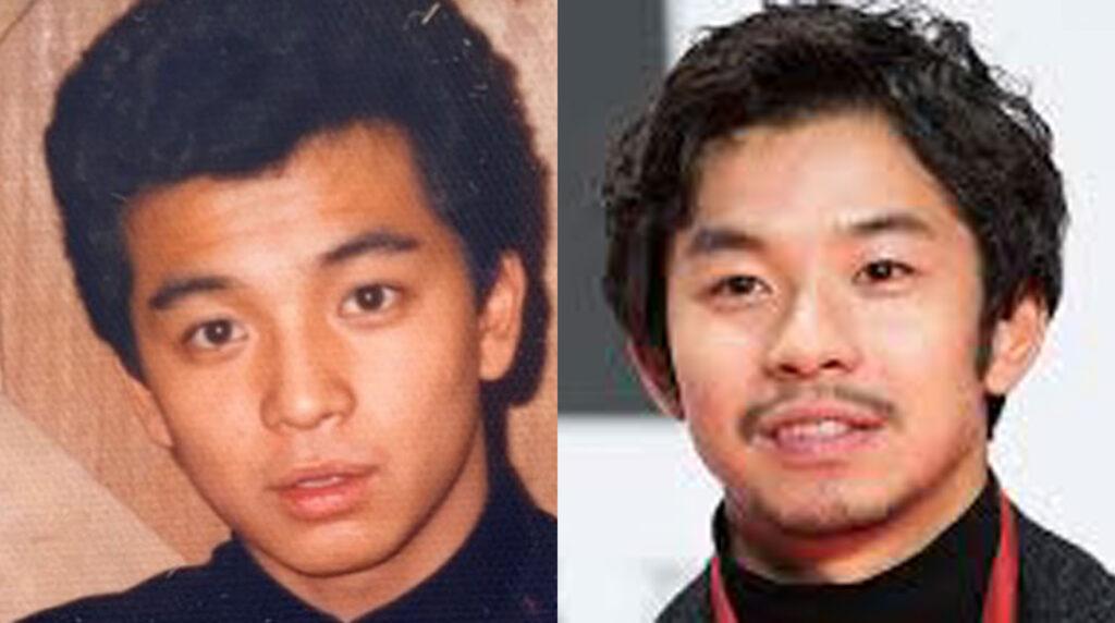 中野英雄と仲野太賀の比較画像