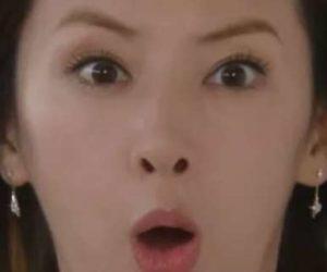 北川景子さんの鼻の穴