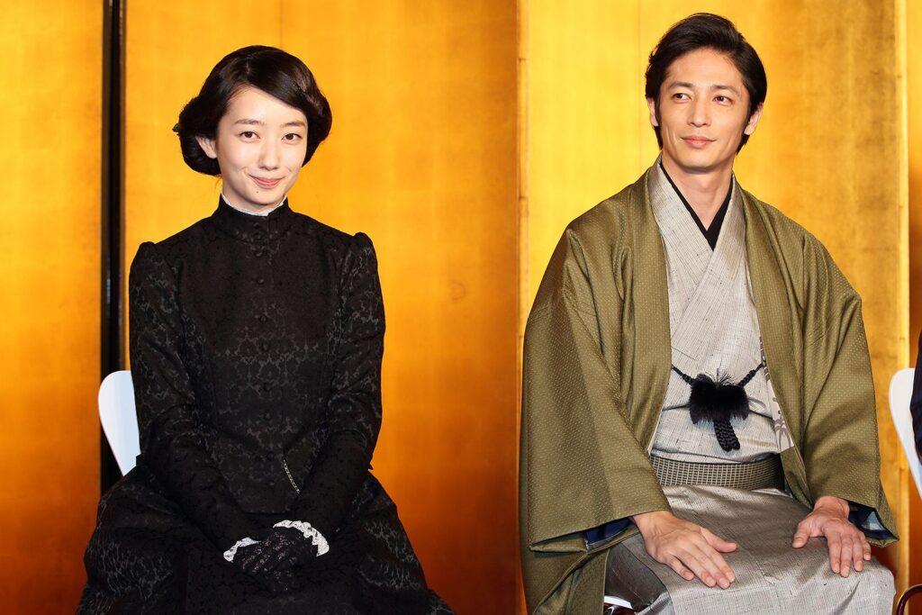 玉木宏と波瑠