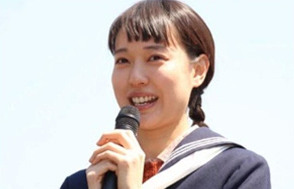 スカーレットの戸田恵梨香